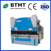 Wholesale Products WC67K Series construction machine hydraulic cnc press brake plate bending made in China