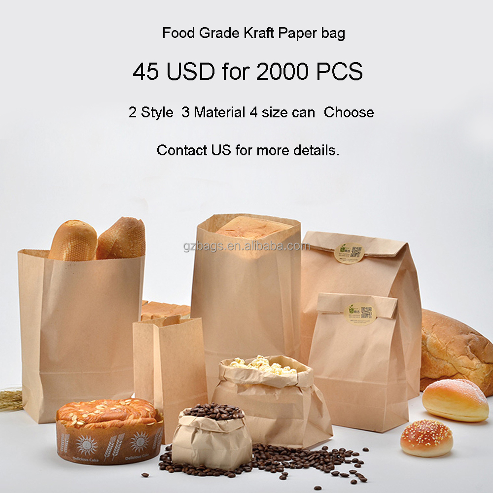 Chine retail FSC test food grade kraft <strong>paper</strong>
