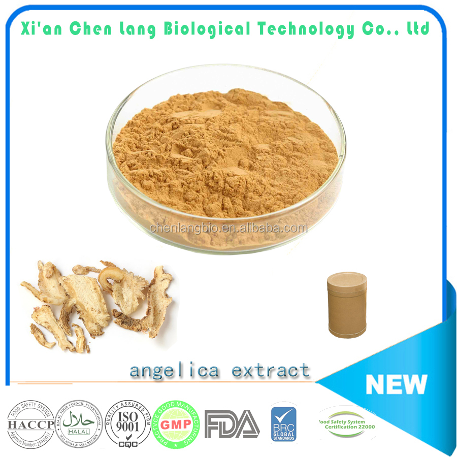 Angelica Sinensi Of Pure Nature Extract Powder Angelica Root Extract