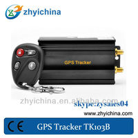 Software gps tracker tk103-2 with online tracking platform