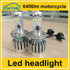 High quality 6400lumen led motorcycle headlight bulb h4 h6 china manufacturer