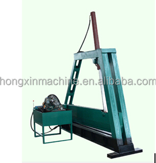 wood machine for cutting and splitting wood