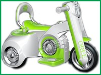 2016 new motorcycle, electrical kids powered vehicles ,child motor with LED light and fashion looking