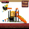 Top sale happy standard terrific maze style small kids playground outdoor