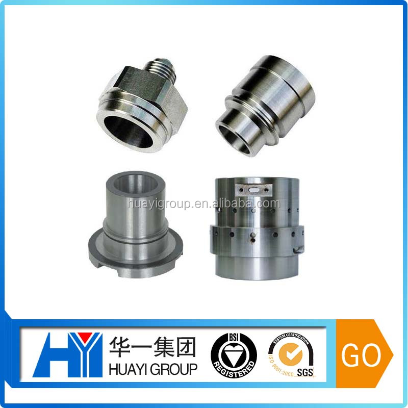 Precision aluminum CNC machining part, metal fabrication service in Dongguan