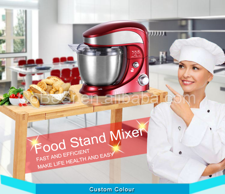 Food Stand Mixer For Egg whisk,mixing beater,blender set