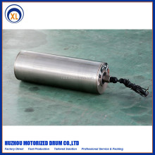 steel drum roller motorized roller pulley , power electric roller