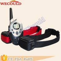 Sportrechargebale For Dog Obedience Collar Training OEM WT730