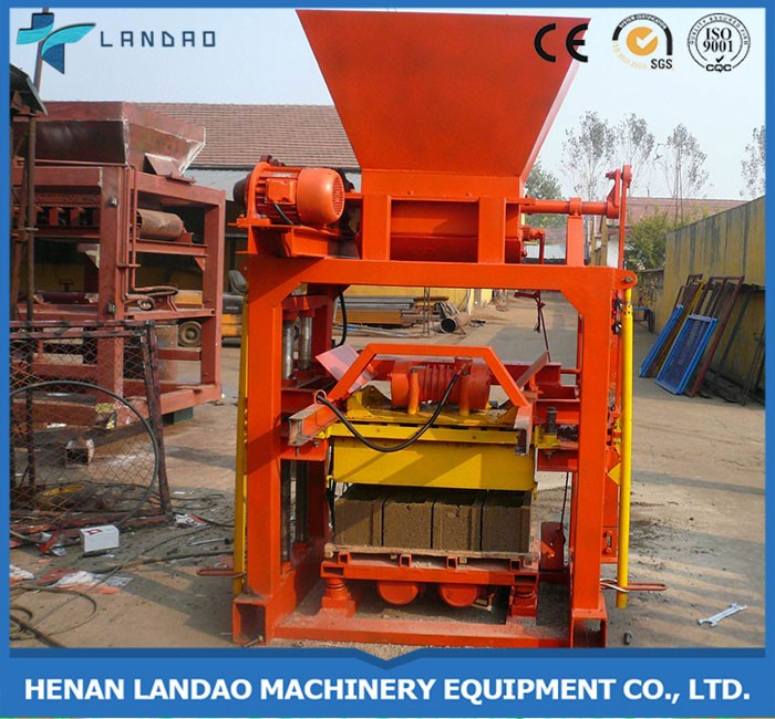 Manual Hand Press Fly Ash Brick Making Machine For Sale In Usa