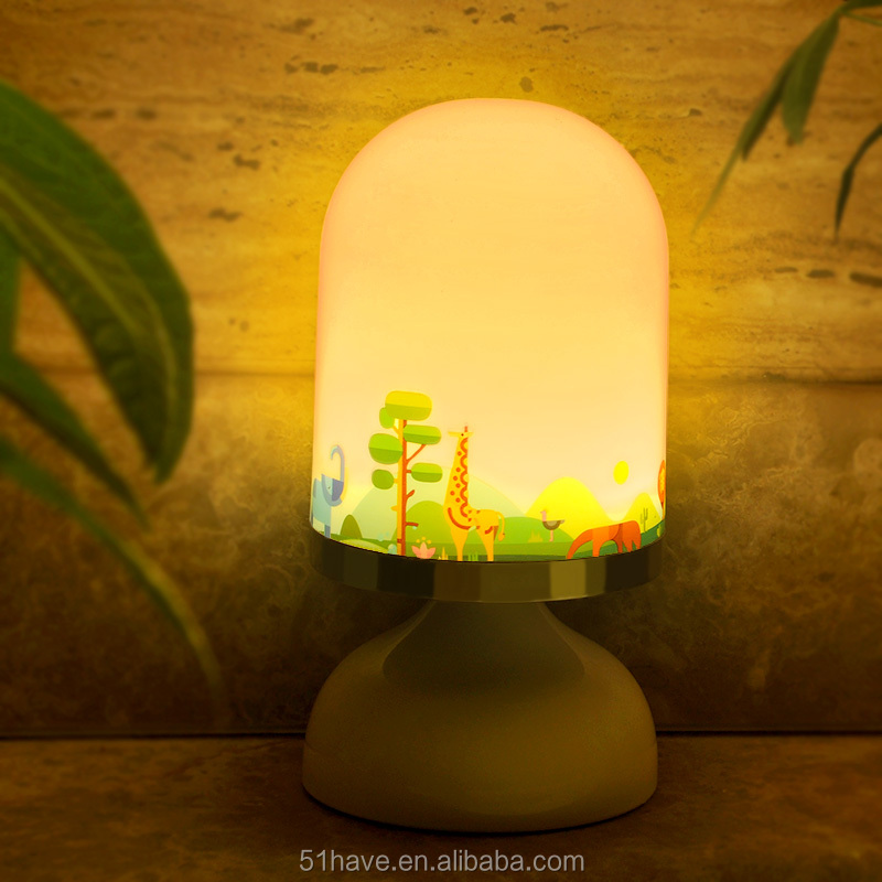 Creative Products 7 colors changing Optical Led Night Light