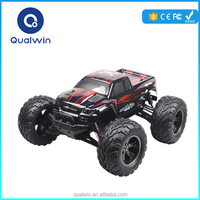 S911 Proportional 4WD Brush High Speed Monster Truck with 2.4GHz Radio Remote Control Charger Included 1/12 Scale Rc remote car