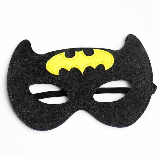 Cheap unique China wholesale kids items felt birthday christmas supplies baby crafts eye decoration mask engraved party favors