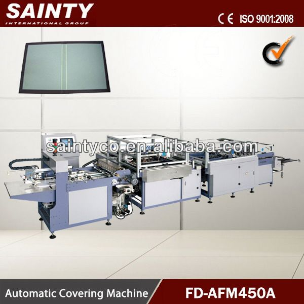 Top Quality book cover maker machine