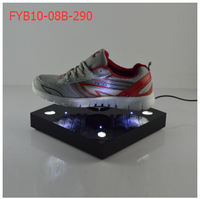 Customized Acrylic Magnetic Floating Shoe Display Stand In Low Price