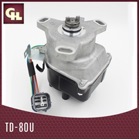 Auto Ignition Distributor assy for HONDA CIVIC 1.6L, OEM: 30100-P2E-A01