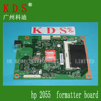 Original P2055DN P2055D LJ-2055 Formatter Board CC528-60001 CC527-60001 Main logic board Printer Parts