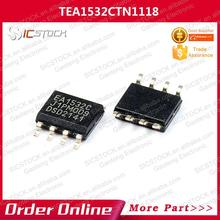1LOT=10PCS TEA1532CT/N1,118 IC CTLR SMPS SO8 TEA1532CT 1532 TEA1532