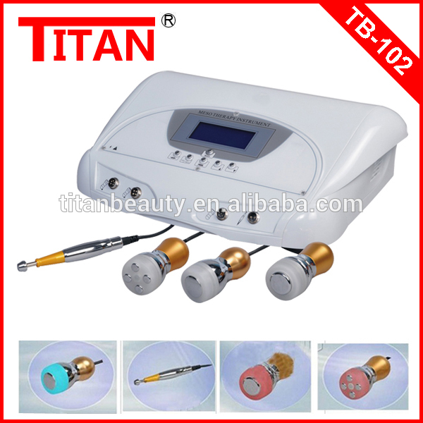 TB-102 Needle-Free , Non Needle Mesotherapy Beauty Destrument Devices For North America