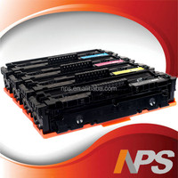 For HP 410A 410X toner cartridge