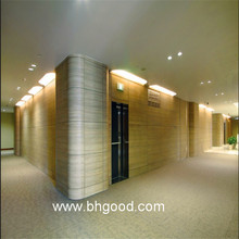 favorable plain melamine laminate wall panel made in China