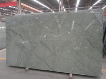 Polished costa esmeralda granite for wall cladding
