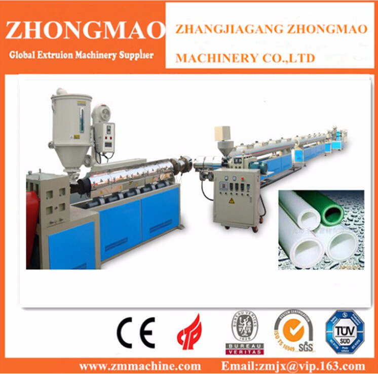 PVC PPR pipe production making line