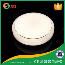 Acrylic Surface mounted round suspended 12w 15w 18 watt LED Ceiling Light