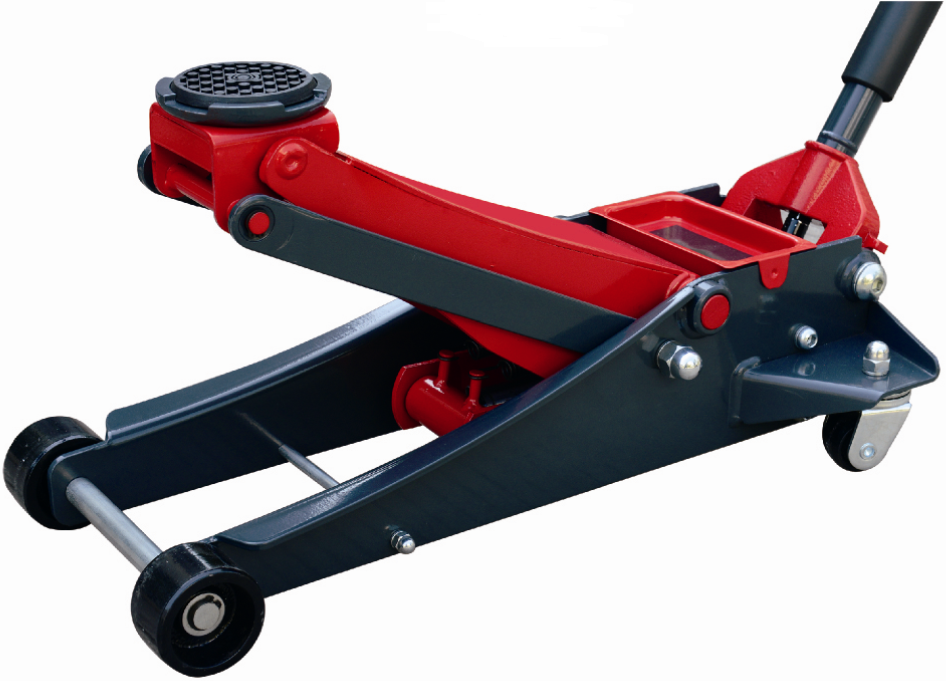 K500 3Ton Quick Lift Trolley Jack With Dual Pump