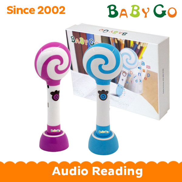 Growing-up Baby Learning Tool Audio Talking Pen with Book Story