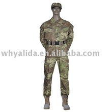 Terylene/Cotton Italy Camo Military Army Wear Suit