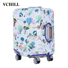 good quality custom made suitcases cover with Long Service Life
