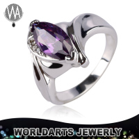 CZ China Jewelry Wholesale Jewelry custom ring