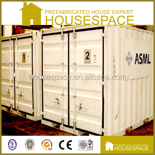 Easy Assembly High Quality Galvanized PU Panel container van for Sale