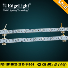 Edgelight High brightness high lumen led fabric strip from official website