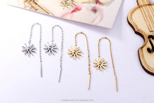 fashion jewelry indian earrings gold plated earrings