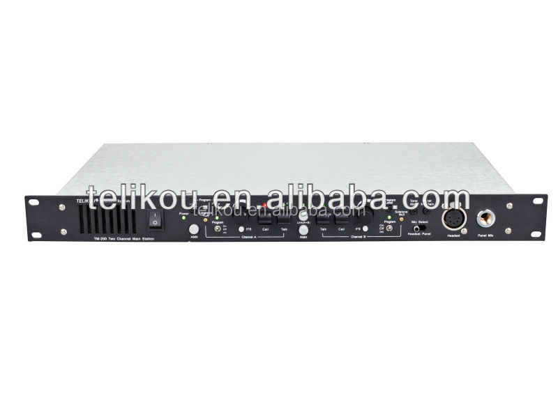 TM-200 intercom talk back system