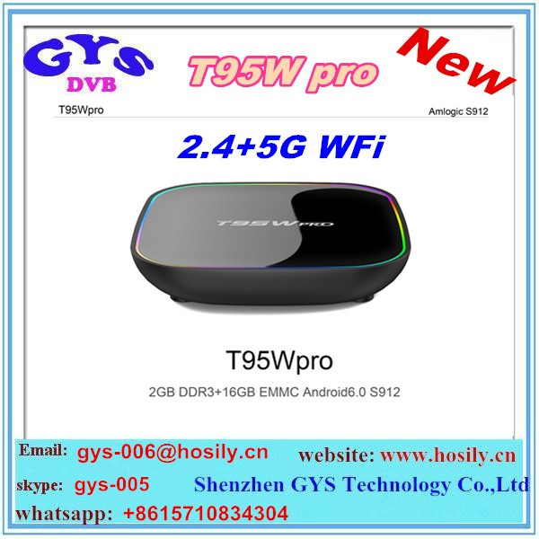 t95w pro s912 tv box turkish channels google android tv box media player