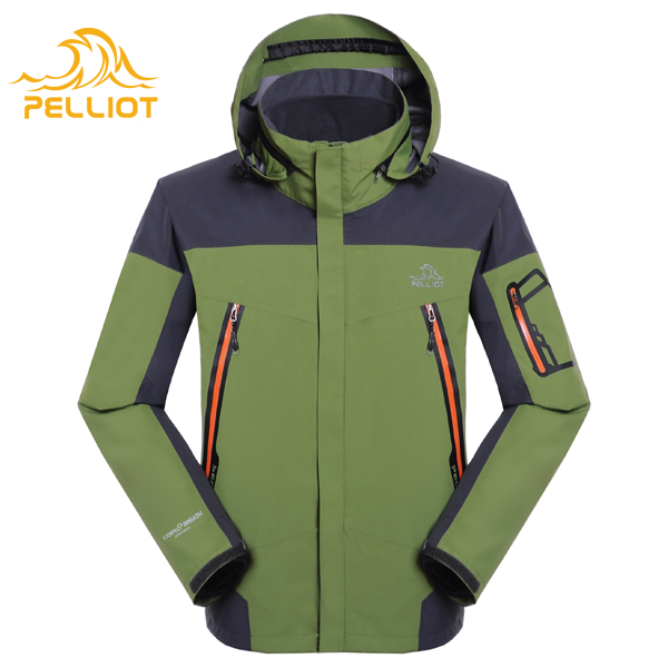 customize waterproof workwear high performance breathable polyester windbreaker men outdoor jacket hoodies