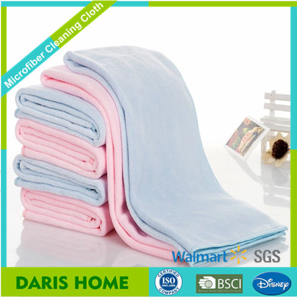 Super Absorbent Personalize Microfiber Cleaning Cloth Fabric, Towel For Glass
