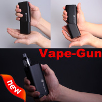2016 e cig mod with 4500 mah Lipo battery AK47 200W TC no wick e-cigarette