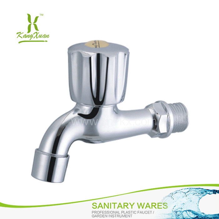 Professional Cheap Abs Plastic Light Weight Water Pipe Tap