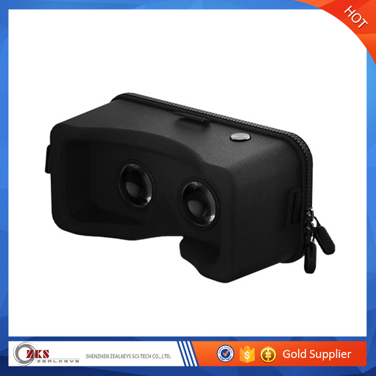 Mi VR Play Toy Xiaomi VR Box 3D Glasses for 4.7 to 5.7 inches Smartphone In Stock VR Glasses Video 3D Glasses for Sale