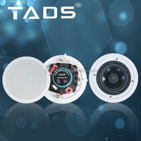 Good Quality High Fidelity Ceiling Speaker for Home Background Music Ceiling Speaker