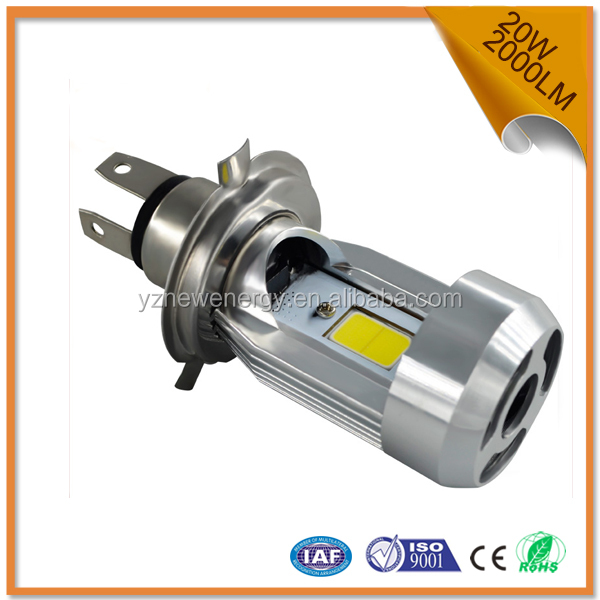 universal motorcycle front led headlight factory direct sale
