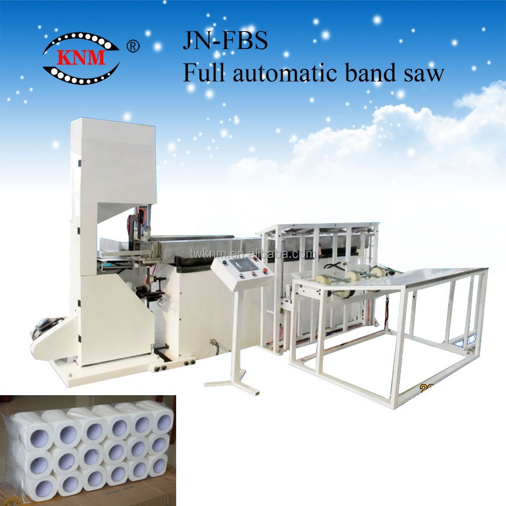 JN-FBS Automatic Small toilet paper roll making machine