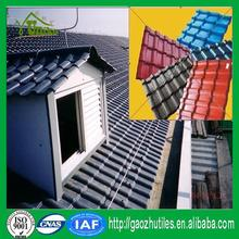 alibaba china discount Synthetic Resin Roof Tile/japanese style roof shingle/new products villa roofing material
