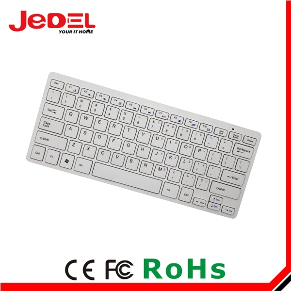 Compact USB Slim Computer Keyboard for Mac APPLE Microsoft Surface