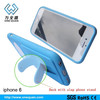 Multifunciton Silicone Mobile / Cell Phone Cases Cover Phone Bag for iPhone 6