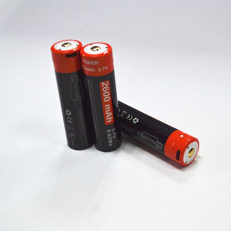 Hot selling 18650 5v 2A li-ion battery pack with low price