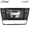 best price car multimedia player for BMW E90 E91 E92 manual car dvd for BMW E91 with navigation bluetooth